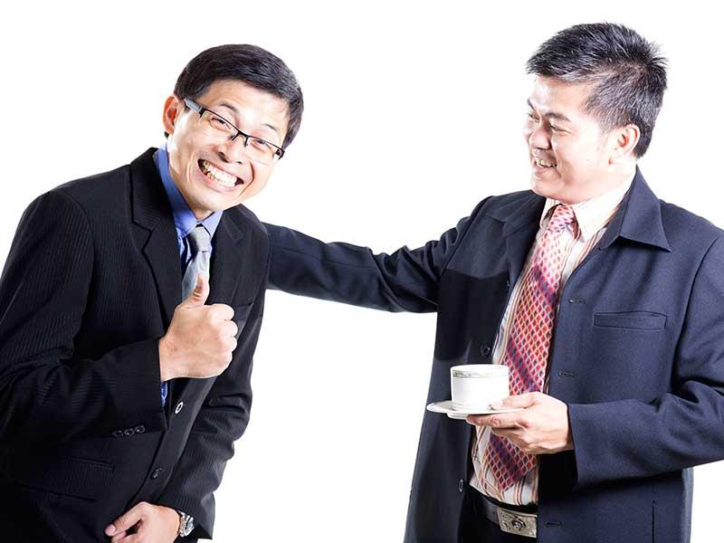 salary-man